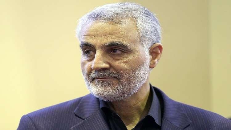 قاسم سليماني: لن استلم رسالة مدير