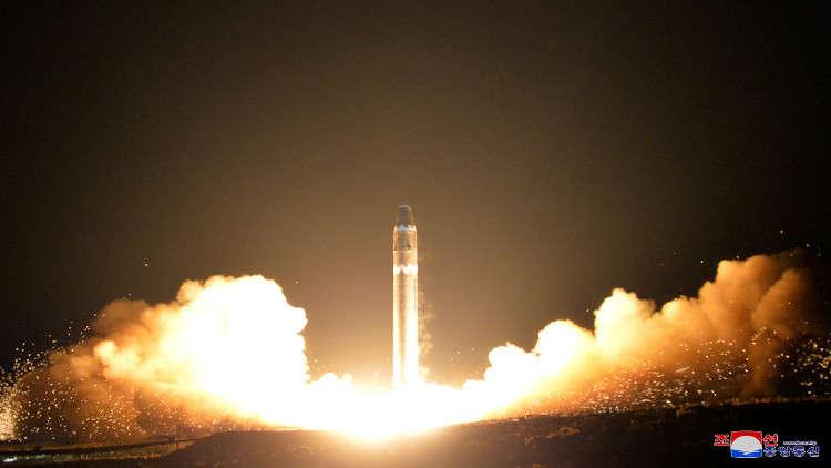 خسائر واشنطن لو تعرضت لضربة نووية كورية شمالية