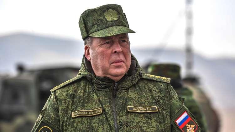ضابط روسي كبير: حين تكتشف العدو اقصفه فورا