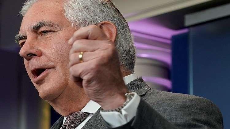 علامَ تدل الإشاعات حول استقالة تيلرسون؟