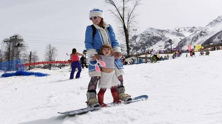 أين يقضي الروس عطلة رأس السنة؟