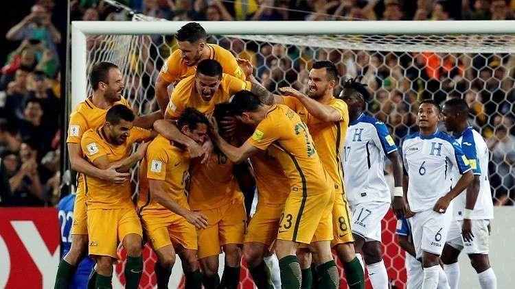 الفيفا يراقب عن كثب أستراليا ويوضح أنباء حرمانها من روسيا!