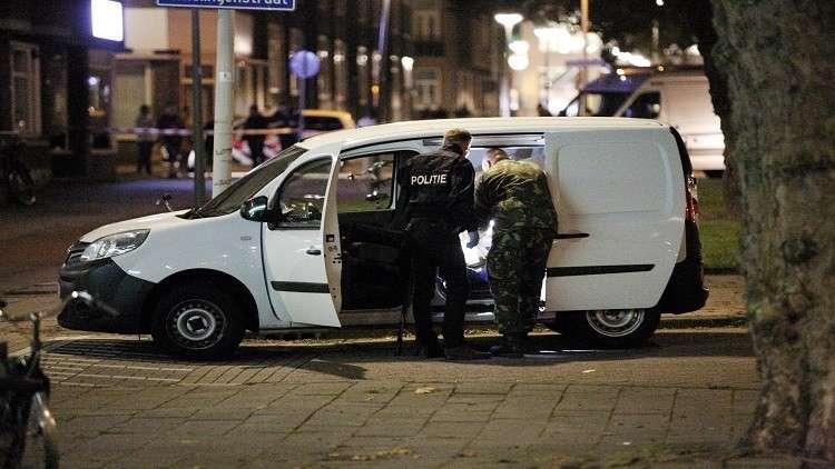 هولندا تعلن توقيف اثنين للاشتباه بانتمائهما لـ