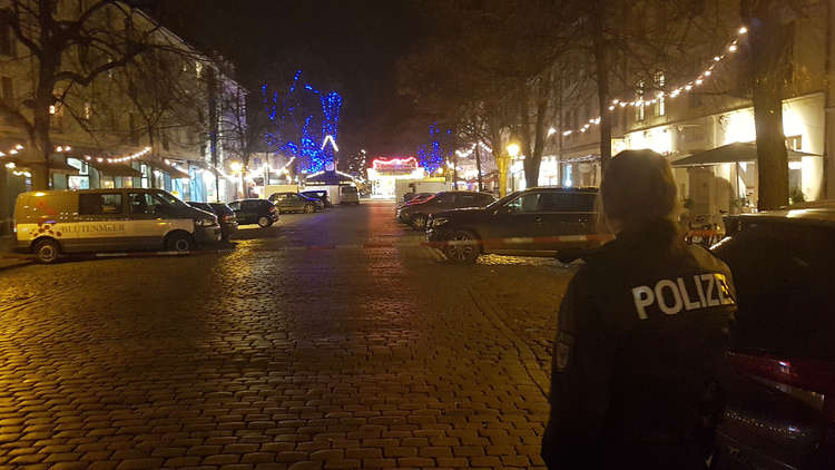 العثور على طرد يحتوي على متفجرات بسوق لأعياد الميلاد في مدينة بوتسدام الألمانية
