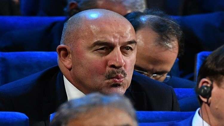 ماذا قال مدرب المنتخب الروسي عن منتخب الفراعنة ومحمد صلاح؟