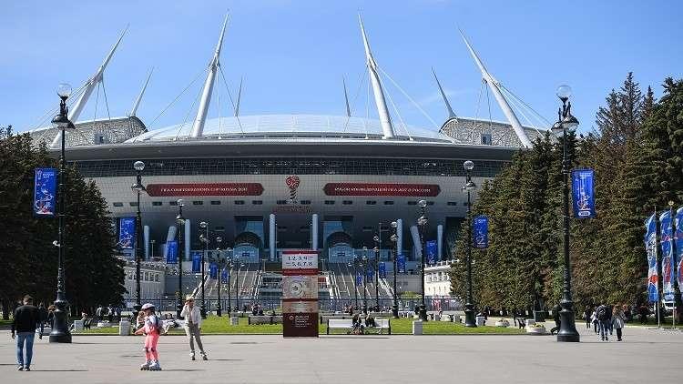 تعرف على الملاعب المستضيفة لمباريات منتخب الفراعنة في مونديال روسيا