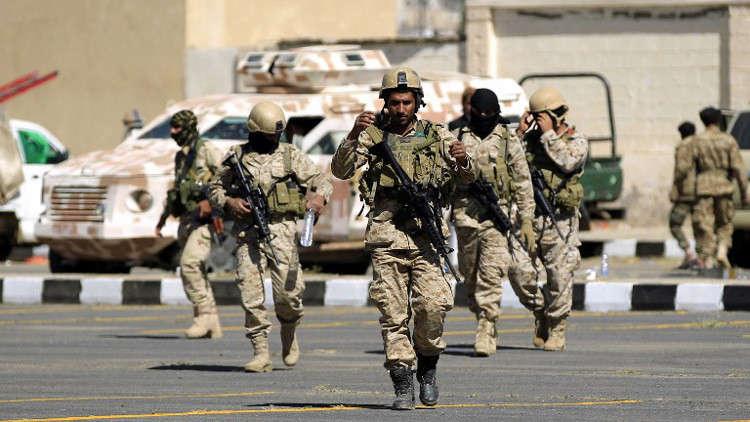 تجدد المواجهات بين الحوثيين وقوات صالح في الحي السياسي بصنعاء
