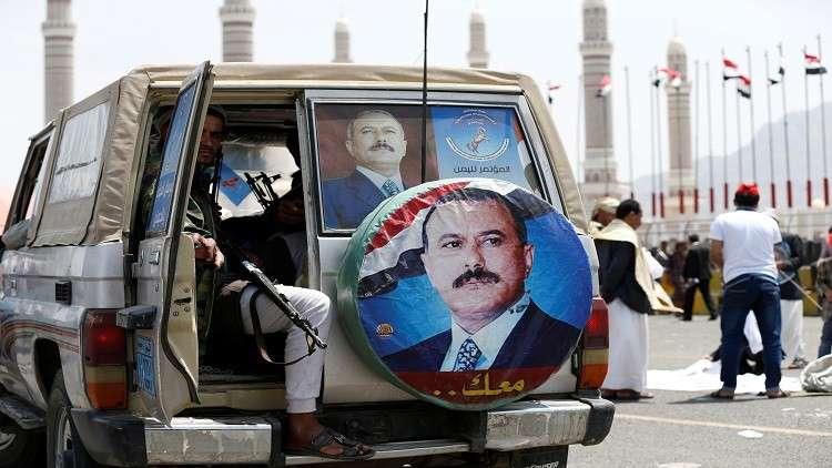 التحالف العربي يتلقف تصريحات صالح ويمنحه الضوء الأخضر