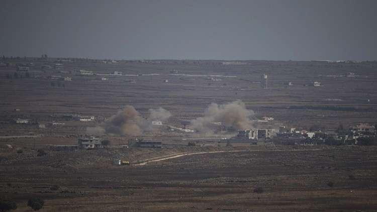 صحيفة تكشف عن هدف الغارة الإسرائيلية بالقرب من دمشق فجر السبت