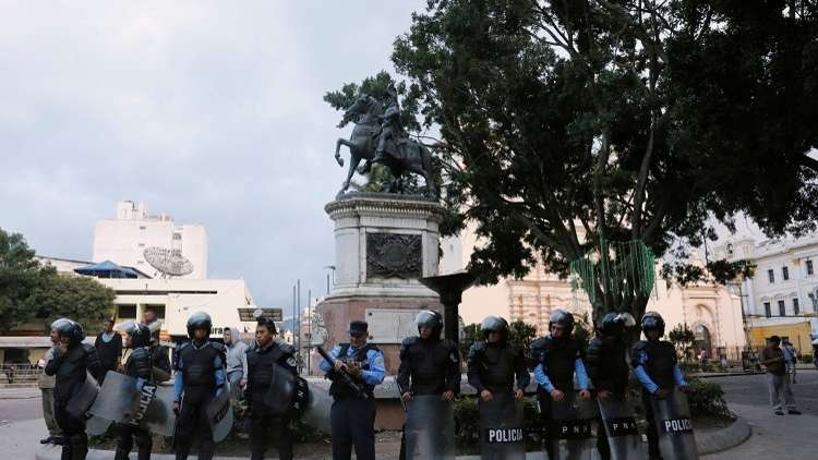 تأجيل آخر لإعلان نتائج الانتخابات الرئاسية في هندوراس