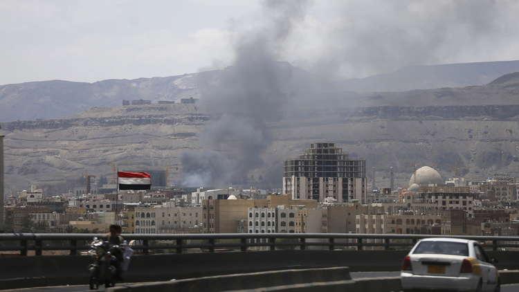 التحالف العربي يقدم الإسناد الجوي لقوات صالح!