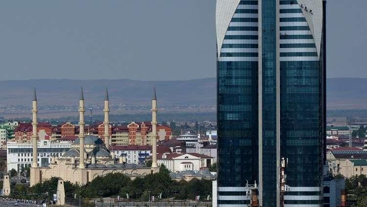 فندق إماراتي فخم في العاصمة الشيشانية