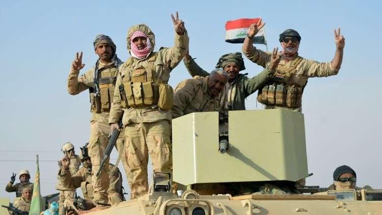 العراق يعلن النصر النهائي على
