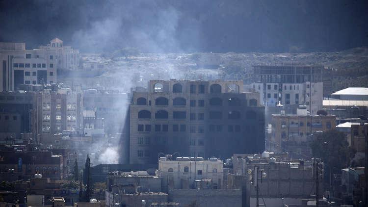 مصادر لـRT: تجدد المواجهات بين الحوثيين وقوات صالح في الحي السياسي بصنعاء
