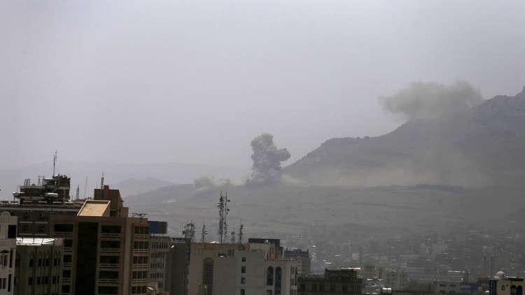 أنباء عن عمليات إنزال للتحالف العربي في صنعاء دعما لصالح