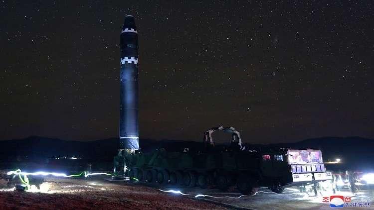 واشنطن منكبة على دراسة تفاصيل الصاروخ الكوري الشمالي الأخير