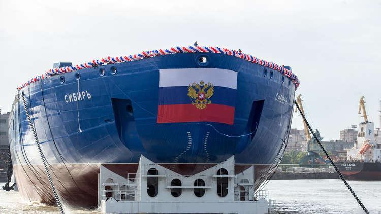 أمريكا في سباق مع الصين إلى القطب الشمالي وروسيا أولا