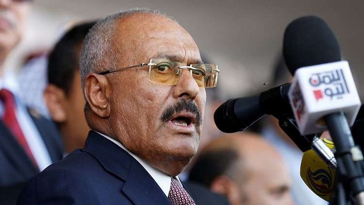 الحوثيون يفجرون منزل صالح في صنعاء والغموض يلف مصيره
