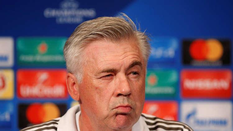 أنشيلوتي يصدم عشاق المنتخب الإيطالي