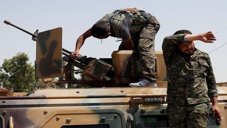 44 هجوما تركيا على الأكراد في شمال سوريا خلال شهر