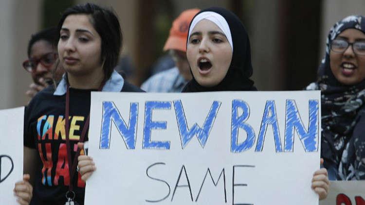 المحكمة العليا الأمريكية تسمح بإنفاذ حظر الدخول لأمريكا لمواطني 6 دول مسلمة بالكامل