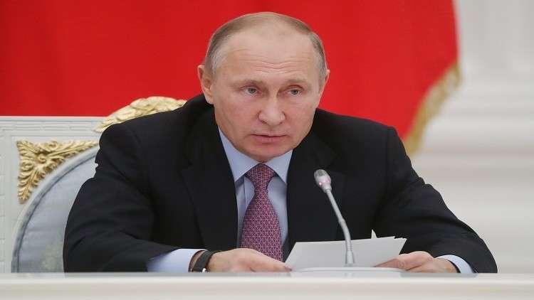 بوتين يدعو لمواجهة عدم استقرار أسواق الطاقة
