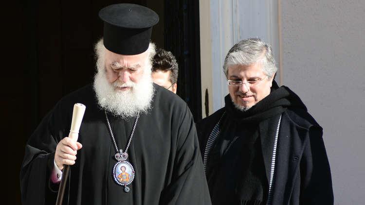 بطريركية الإسكندرية: البابا ثيودوروس الثاني يلتقي الرئيس بوتين