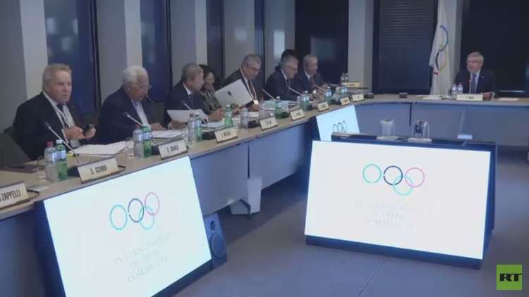 روسيا... والمشاركة في الأولمبياد الشتوي