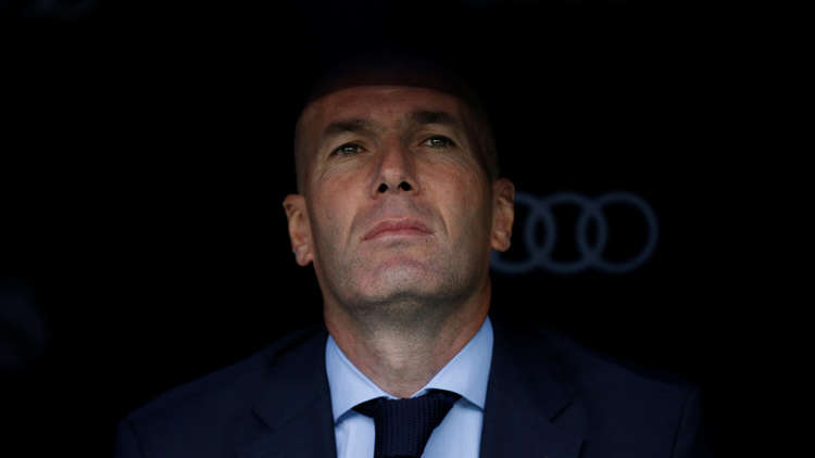 زيدان يرى فرنسا وإسبانيا أبعد من دور المجموعات في مونديال 2018