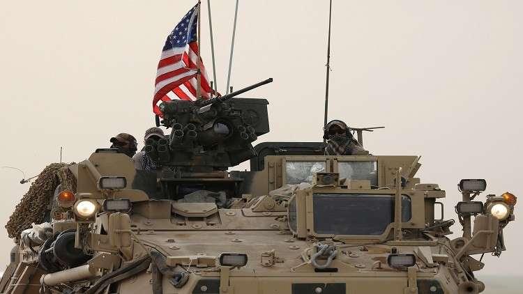 البنتاغون: الوجود العسكري الأمريكي في سوريا سيبقى طالما كان ذلك ضروريا