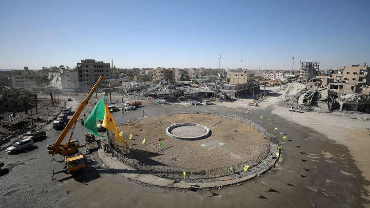 الأمم المتحدة قلقة بشأن استمرار سقوط ضحايا في الرقة السورية
