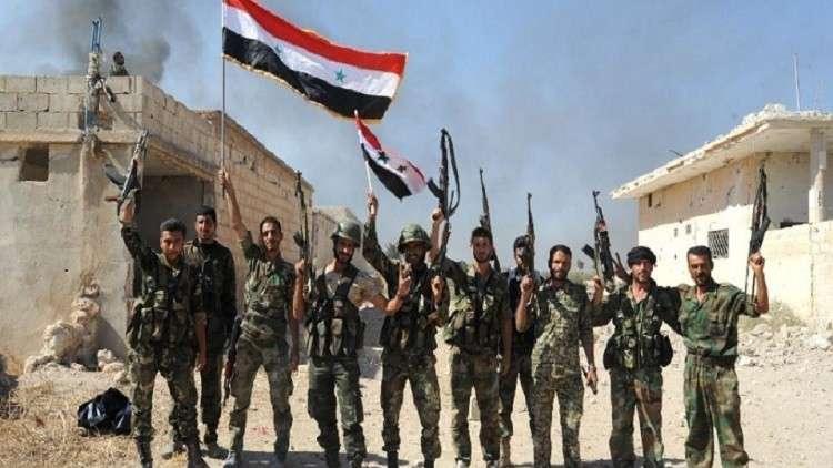 الجيش السوري يسيطر على تل شهاب الاستراتيجي بريف دمشق