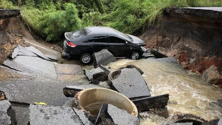 مصرع 17 شخصا في 10 أيام جراء الفيضانات جنوب تايلاند