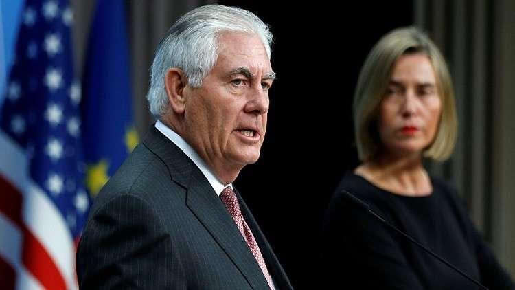 طهران: نحن ضحية ونرفض تصريحات تيلرسون الأخيرة