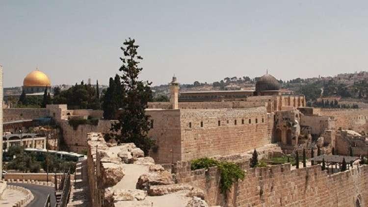 واشنطن تزعم أن اعترافها بالقدس عاصمة لإسرائيل لن يؤثر على وضع جبل الهيكل!