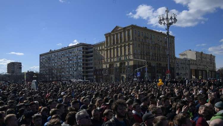 معارضون روس في خدمة السلطات الأمريكية