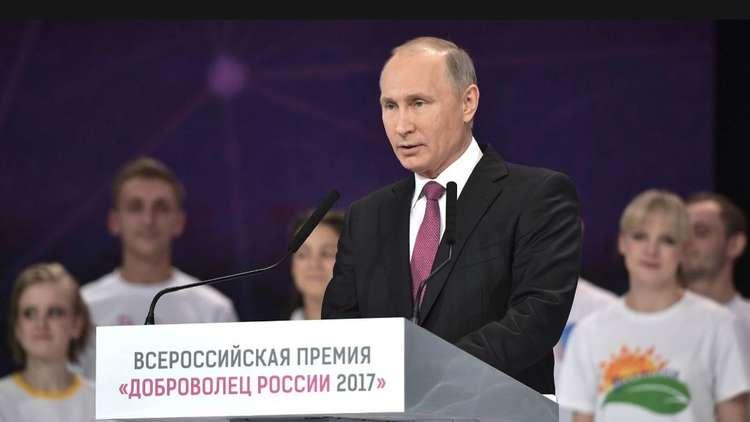 بوتين: السلطات الروسية لن تمنع مشاركة الرياضيين الروس في  أولمبياد 2018 بصفة محايدة