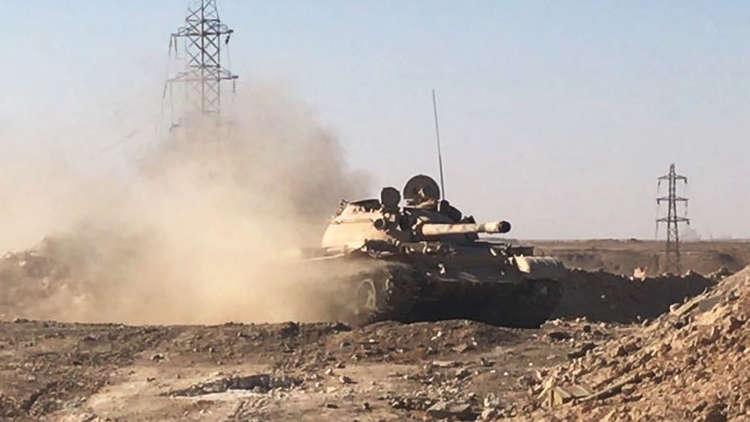 الدفاع الروسية: تحرير سوريا كافة من