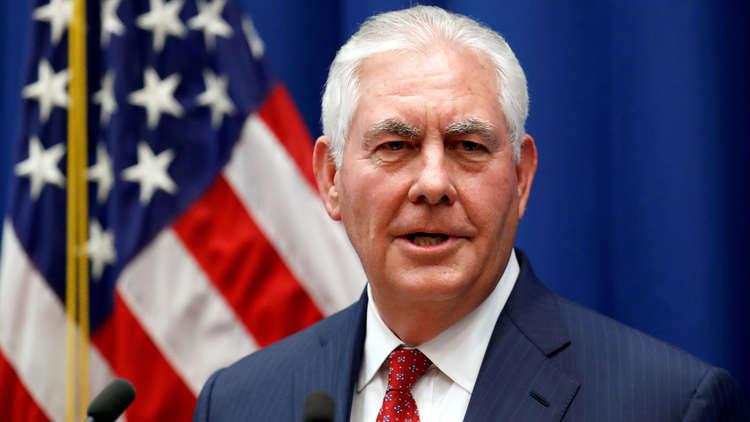 تيلرسون: سنبدأ فورا تنفيذ أمر ترامب حول القدس