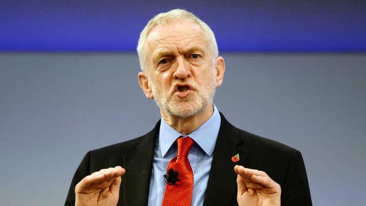 زعيم حزب العمال البريطاني: قرار ترامب بشأن القدس طائش وخطير