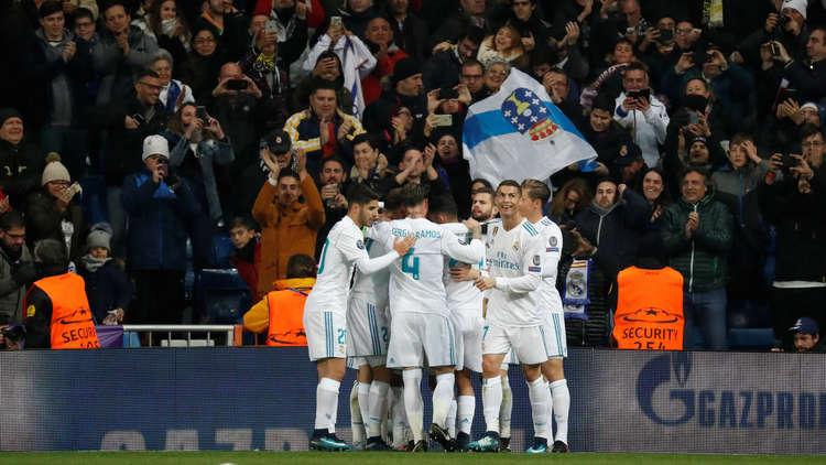 ريال مدريد ينتصر بصعوبة على دورتموند ويبلغ ثمن نهائي أبطال أوروبا
