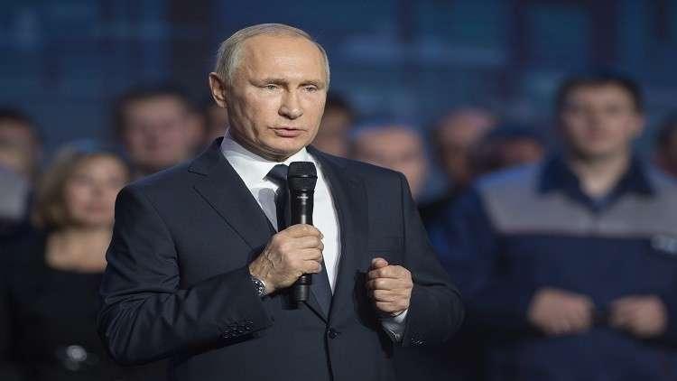 75 في المئة من الشباب الروس يعتبرون بوتين رئيسا مثاليا