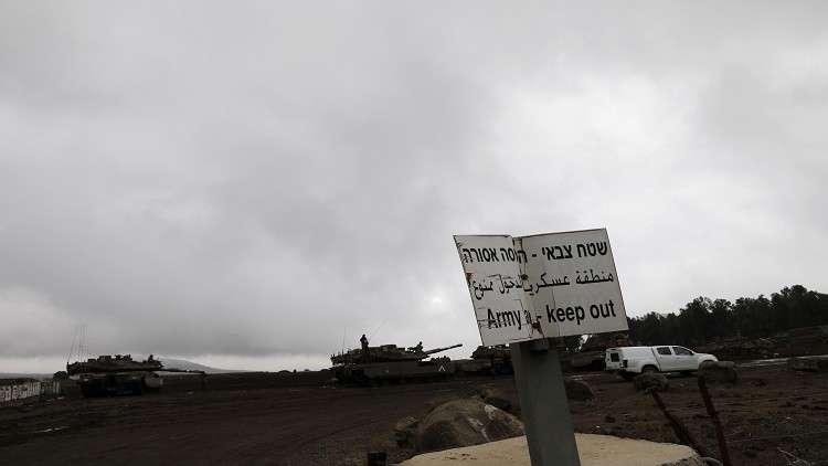إطلاق صافرات الإنذار داخل إسرائيل قرب قطاع غزة