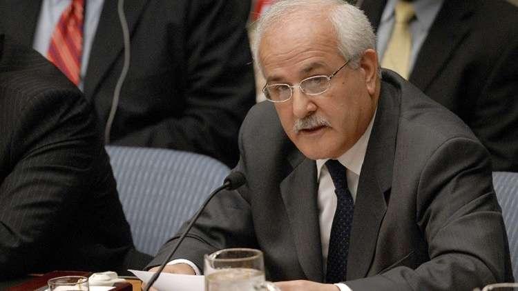 فلسطين تشكو الولايات المتحدة إلى مجلس الأمن