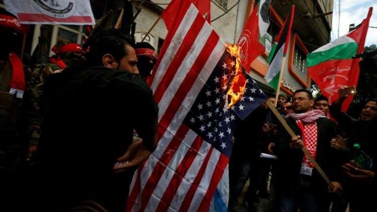 واشنطن تجلي رعايا لها من الأراضي الفلسطينية