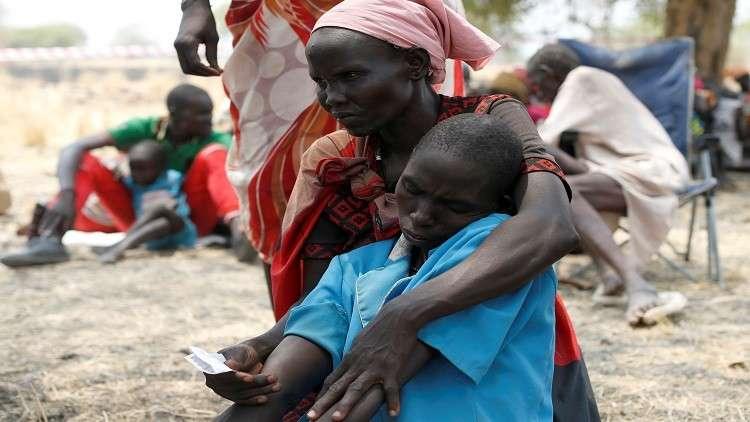 الأمم المتحدة: جنوب السودان على حافة الجوع