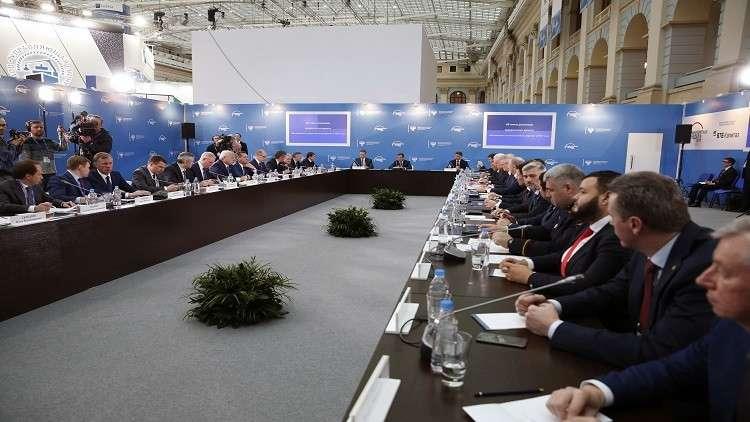 الحكومة الروسية تتحاشى عقوبات واشنطن