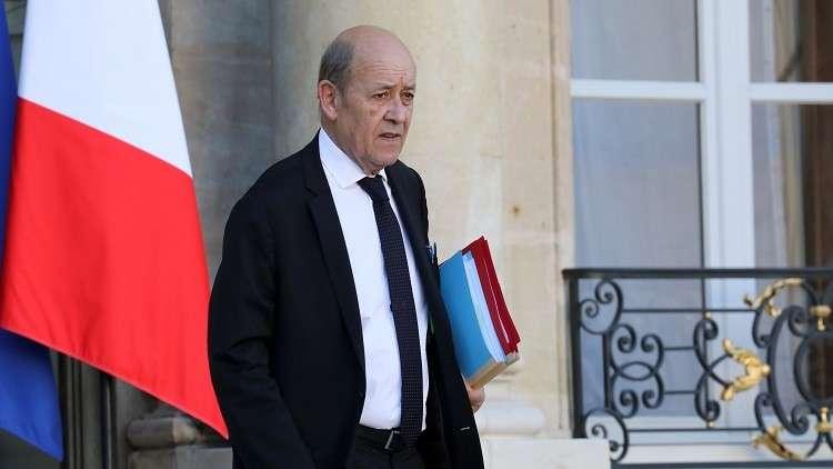باريس: واشنطن استبعدت نفسها كوسيط في عملية السلام