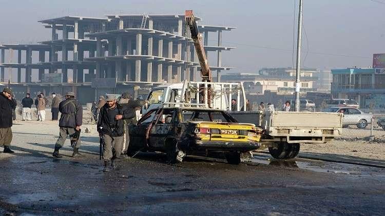 مصرع شخصين بتفجير قنبلة في كابل