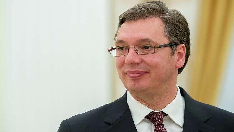الرئيس الصربي: لم ولن نفرض عقوبات على روسيا